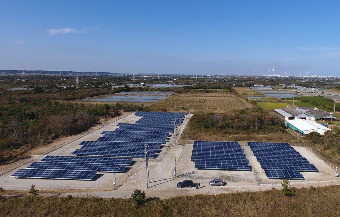 茨城発電所