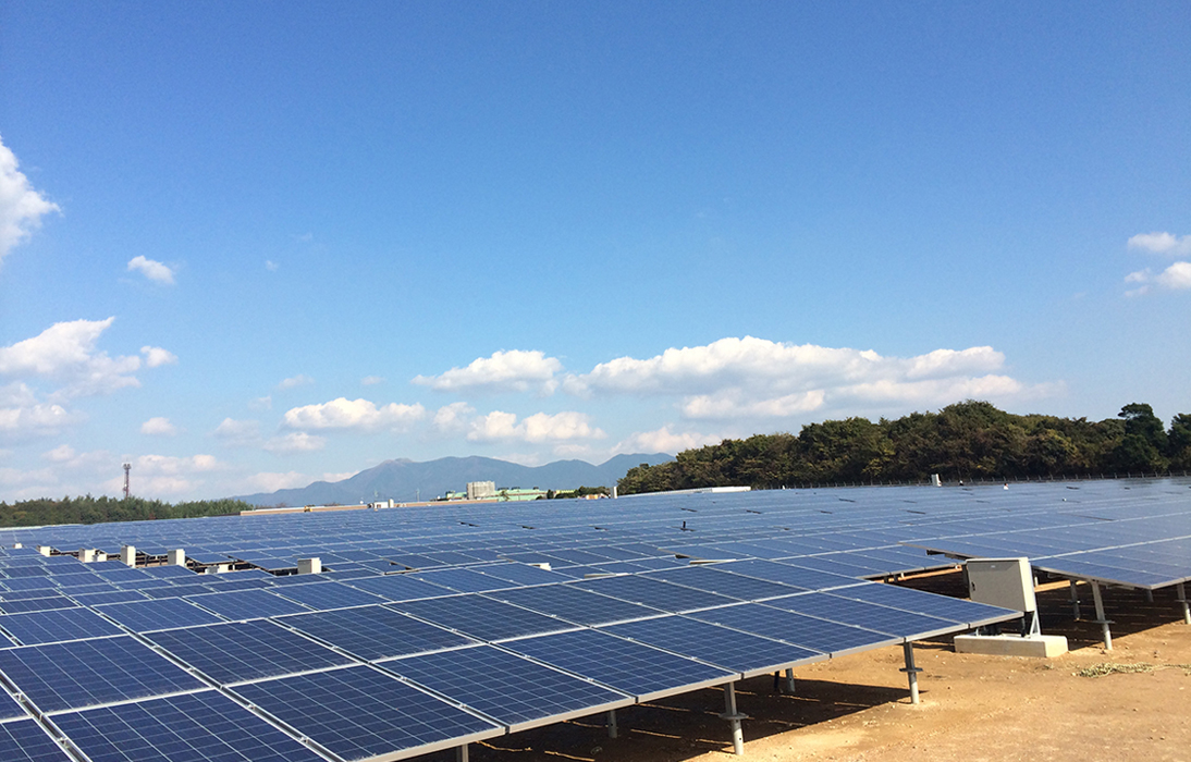 福岡県飯塚発電所