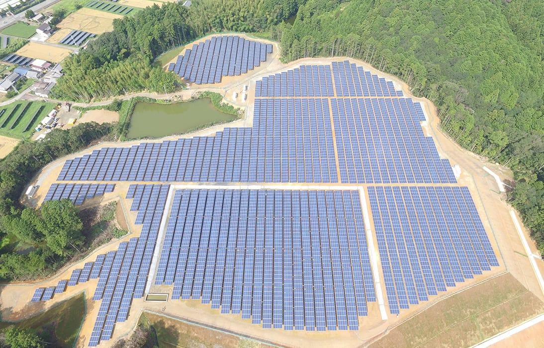 Taki Power Plant